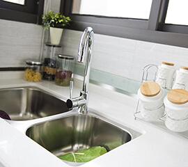 3méthodes naturelles pour désodoriser votre broyeur de déchets