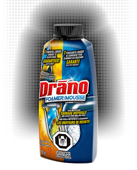 Drano Dual Force Former