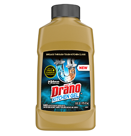 Drano Kitchen Gel